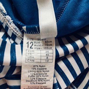 Seafolly One Piece Swim Suit